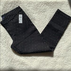 Gap Slim City Crop Star Pants